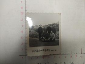 60年代上海总工会杭州休养所风景照-5