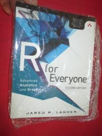 R for Everyone: Advanced Analytics and Graphics, 2nd Edition        (小16开  )   【详见图】