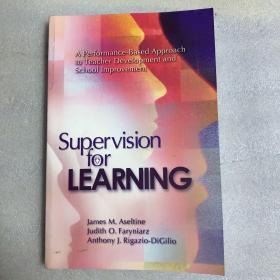 Supervision for Learning: A