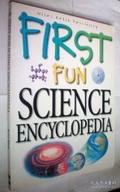 First Fun Science Encyclopedia 大本原版外文书