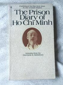 The Prison Diary of Ho Chi Minh(BANTAM BOOKS)【英文原版 小32开 1971年印刷】