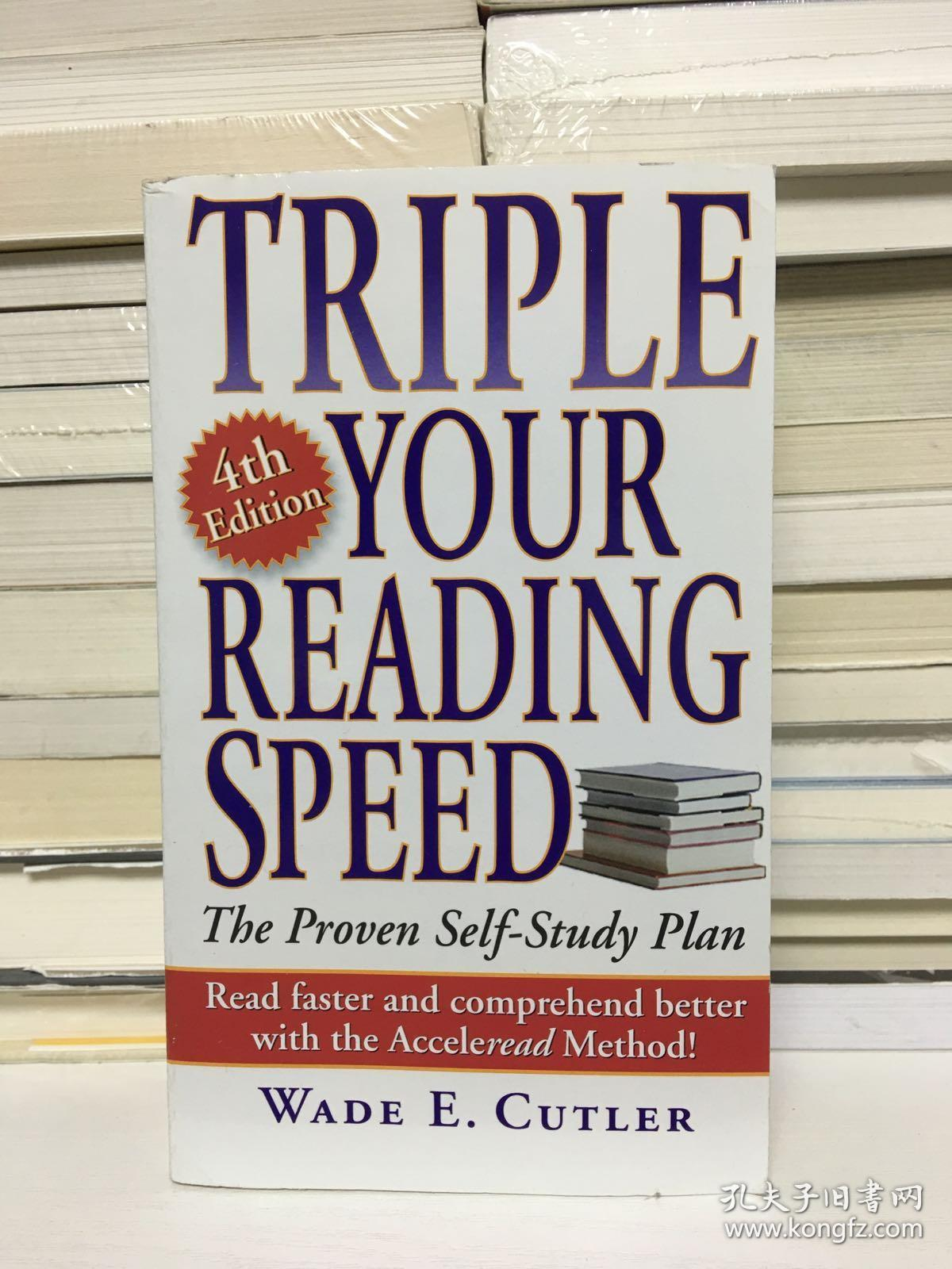 Triple Your Reading Speed:4th Edition