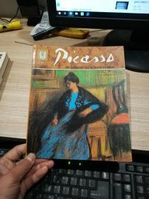 Picasso. Picasso Museum, Barcelona 毕加索 英文原版