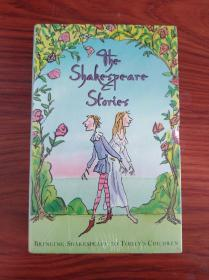 the shakespeare stories 盒装全八册 未拆封