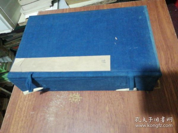 1 set of old letters in threaded books in Qing Dynasty, 29X18X6.3CM
