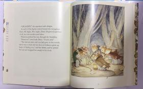 The Complete Brambly Hedge. by Jill Barklem  野蔷薇村的故事  英文原版精装