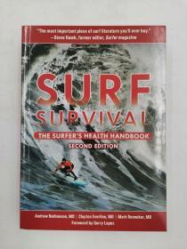 Surf Survival: The Surfer's Health Handbook  冲浪生存:冲浪者健康手册
