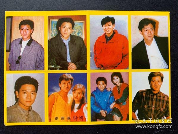 Andy Lau Stickers Stickers