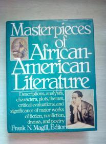 Masterpieces of African American Literature