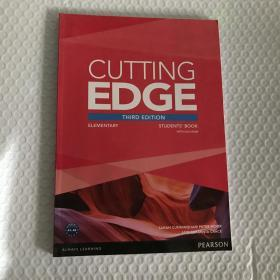Cutting Edge Elementary Students Book and DVD Pack(附光盘)