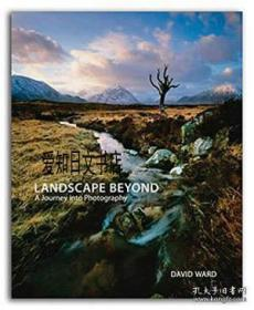 【包邮】Landscape Beyond:A Journey Into Photography 2008年出版