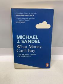 What Money Can\t Buy: The Moral Limits of Markets [平装]