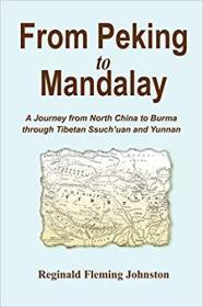 From Peking to Mandalay