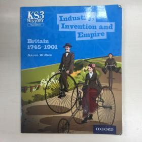KS3 History Britain 1745-1901 Industry,Invention and Empire