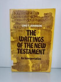 The Writings of the New Testament: An Interpretation by Luke Timothy Johnson 英文原版书