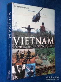 VIETNAM A VISUAL ENCYCLOPEDIA 1954-75 视觉百科 越战