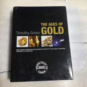 THE AGES OF GOLD (英文原版图书 (黄金时代))