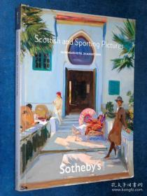 Sotheby's Scottish and Sporting Pictures 苏富比拍卖 苏格兰绘画艺术