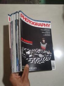 【共22册】THE BRITISH JOURNAL OF PHOTOGRAPHY    (英国摄影杂志)