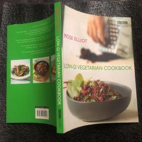 Rose Elliots Low Gi Cookbook/Vegetarians
