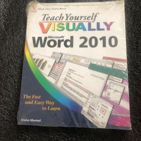 Teach Yourself Visually Word 2010[自学微软 Visually Word 2010]