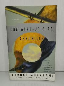 村上春树:奇鸟行状录 The Wind-Up Bird Chronicle by Haruki Murakami (Vintage Books 1998年版) (日本文学)英文原版书