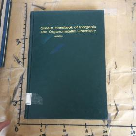 Gmelin Handbook of inorganic and Organometallic chemistry -8th Esition.10a.VOLUME C1