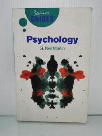 心理学初学者指南 Psychology: A Beginner's Guide by  G. Neil Martin (心理学)英文原版书