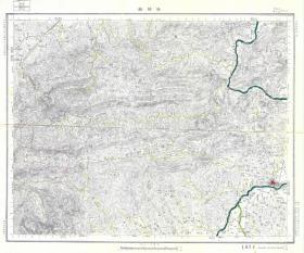 "1930 ""Xianning Chongyang Old Map"" map titled ""Chongyang County"" (Xianning Chongyang County old map, Chongyang County map) map range please see the upper left corner of the map, including Chongyang County and Puyi County. The full scale is one-fifth of 50,000, detailed drawing. Important historical data on the historical changes of geographical names in Chongyang County. The original image is reproduced in high-definition."