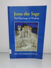 Jesus the Sage: The Pilgrimage of Wisdom by Ben Witherington III 英文原版书
