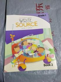 G1 Write Source Student Edition Book2