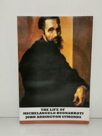 米开朗基罗传 The Life of Michelangelo Buonarroti by John Addington Symonds (艺术史)英文原版书