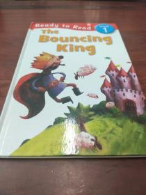 Ready to Read level 1 The bouncing king