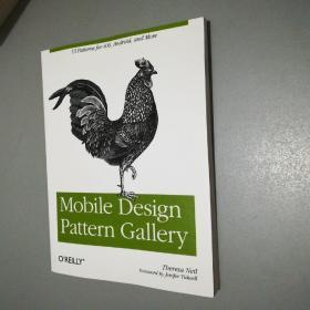 Mobile Design Pattern Gallery:UI Patterns for Mobile Applications