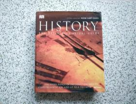 History: The Definitive Visual Guide  精装本