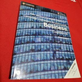 Peter Stimpson and Alastair Farquharson Cambridge International AS and A Level Business Coursebook(有光盘)