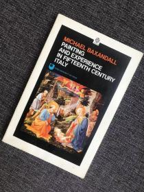 现货  Painting and Experience in 15th Century Italy (Oxford Paperbacks)