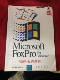 Microsoft FoxPro 2.5 For Windows 循序渐进教程