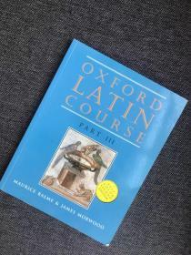 现货 Oxford Latin Course: Part III (2nd Edition)