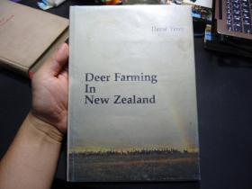 DEER FARMING IN NEW ZEALAND