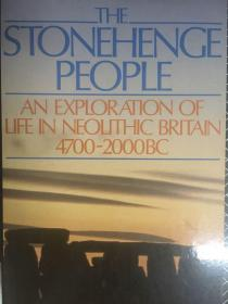 英文原版:Stonehenge people