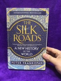 The Silk Roads:A New History of The World (丝绸之路:世界新史 英文原版)