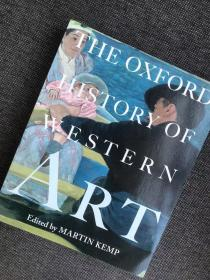 现货  The Oxford History of Western Art