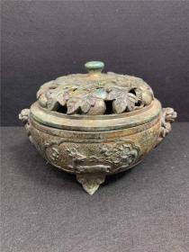 Tongyang Ruyi Incense Burner