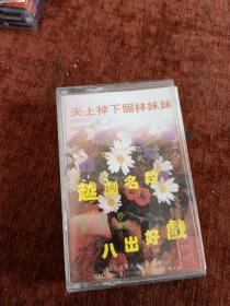 """The tape, the famous part of the Yue drama Eight good shows """"Sister Lin in the sky"""""""