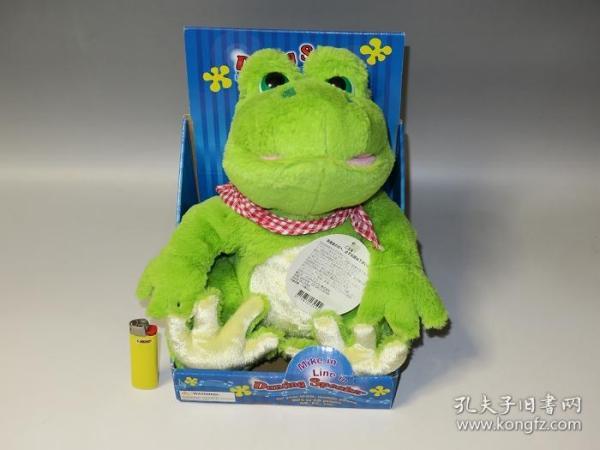 KUCHI-PAKU dancing frog speaker