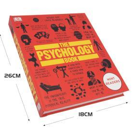 The Psychology Book. (Dk) [心理学] 英文原版