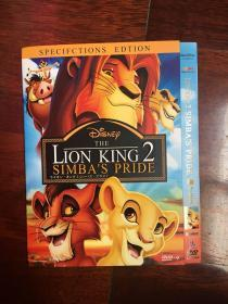 The Lion King 2 DVD-9