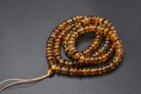"""(C1115) One piece of """"Necklace or Bracelet"""" Natural material Top-level material Exquisite style Bead size: 7.0mm circumference: 62.0cm Total weight: 24.19g"""
