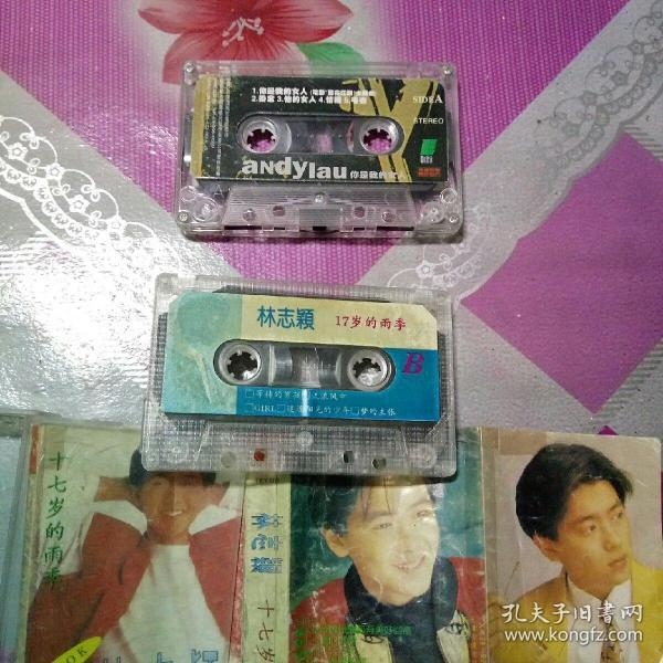 Tape, Lin Zhiying's 17-year-old rainy season. You are my woman.